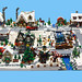 Winter Village 001 by Tan Tile of Oz Brick Nation