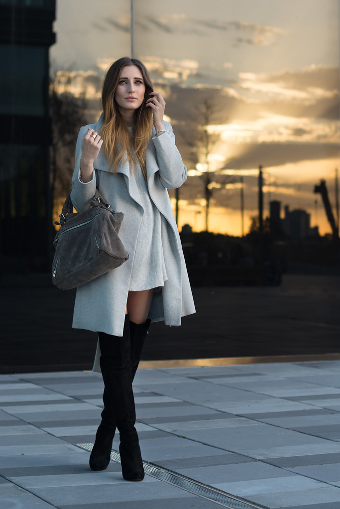 Cologne Sunset // The L Fashion