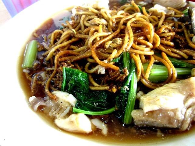 Brother Sing fish noodles 2