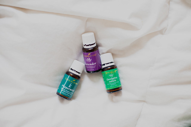 Young living essential oils//Vanilla and lace