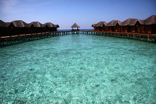 Water villa - Maldives