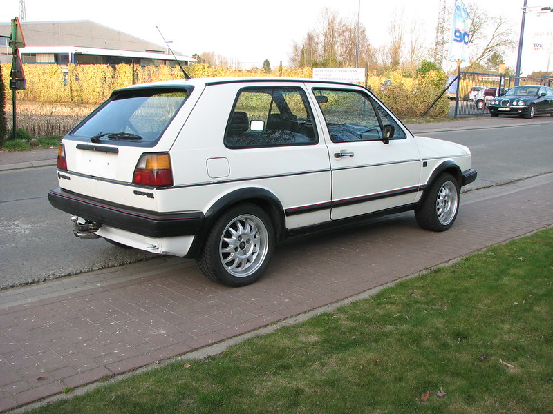 VWVortexcom  VW Golf GTI 1987 restoration project
