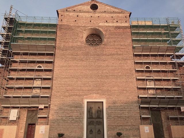 Basilica of Saint Justina, Padua