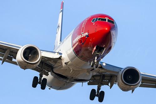 CPH / LN-NGG / Boeing 737-8JP Norwegian (Gunnar Soenstey)