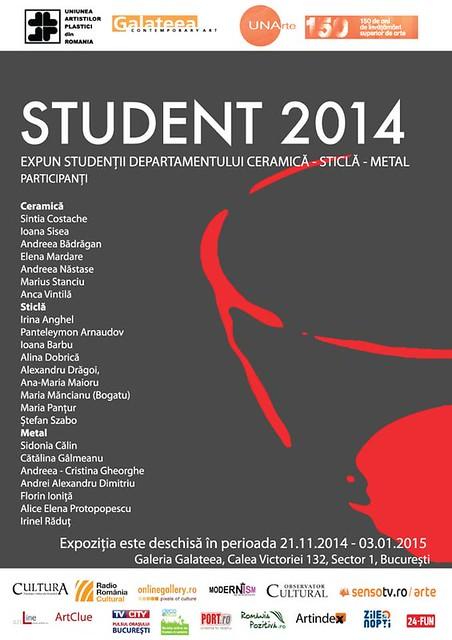 Expozitie Student 2014