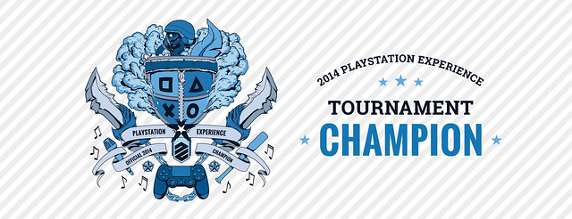 PlayStation Experience Champion