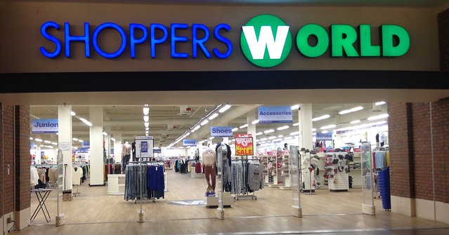 Shoppers World Store | Flickr - Photo Sharing!