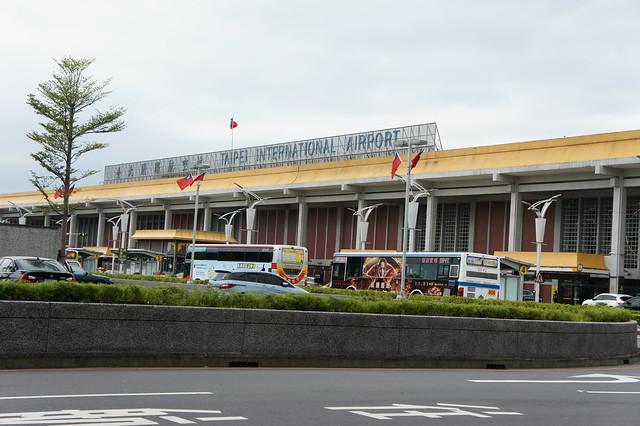 松山空港 台北