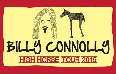 Billy connolly canberra
