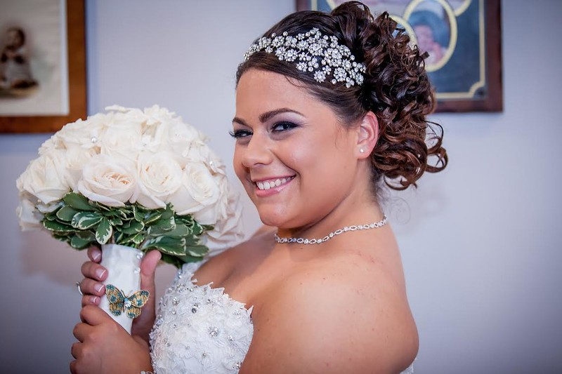 Brittany- bridal headpiece, veil and jewelry- Bridal Styles Boutique