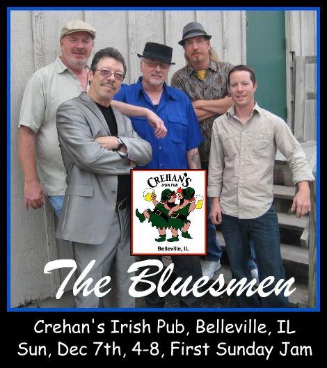 The Bluesmen 12-7-14