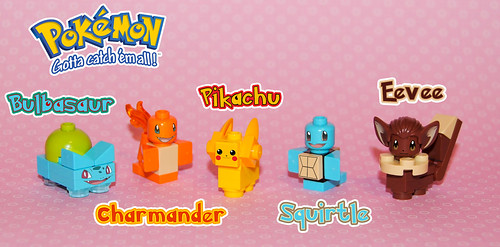 LEGO Ideas: Pikachu's Pokemon Center Visit!