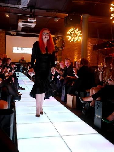 """Little Black Dress"" - Fashion Show - 1"