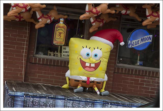Sponge Bob Christmas