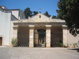 Turi ingresso cimitero