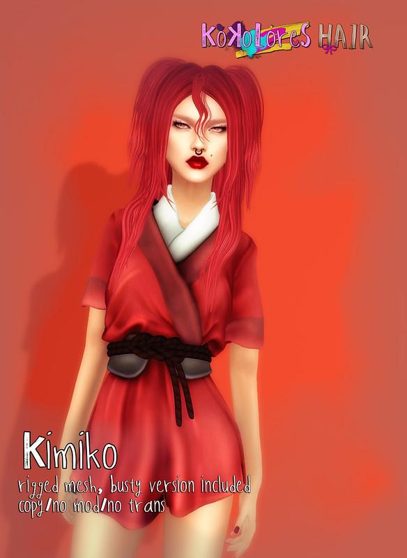 [KoKoLoReS] Hair - Kimiko