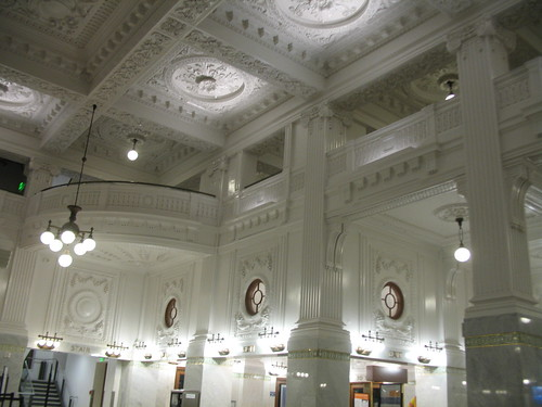 King Street Station Interior
