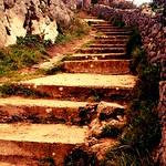 Barafundle Steps