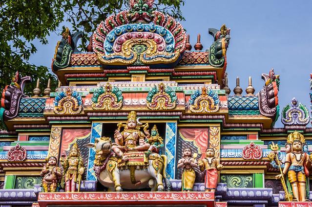 Detail: Kapaleeswarar Temple
