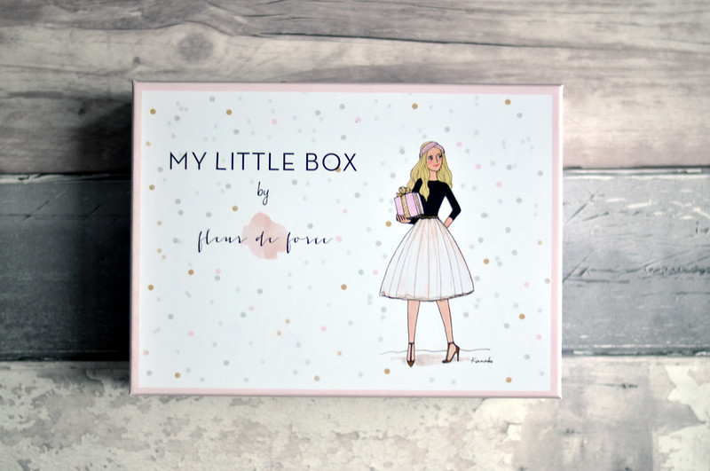 beauty box my little box by fleur de force december 2014 rottenotter rotten otter blog 5