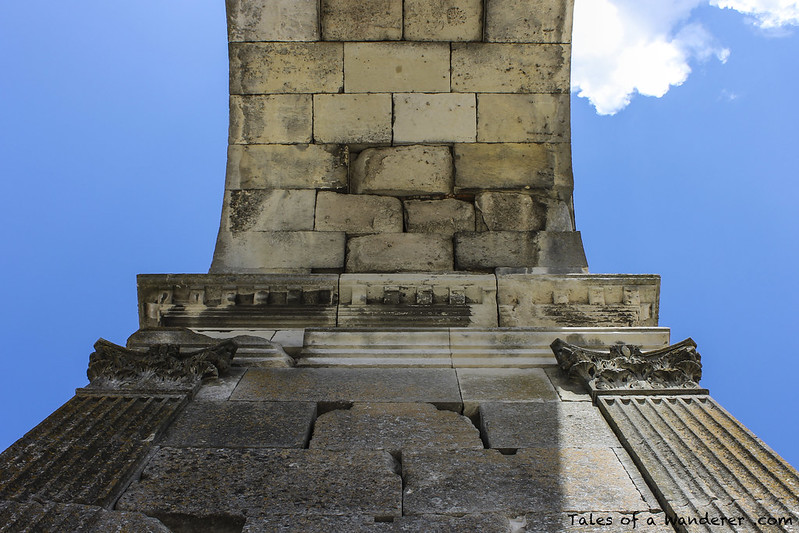 SAINTES - Arc de Germanicus