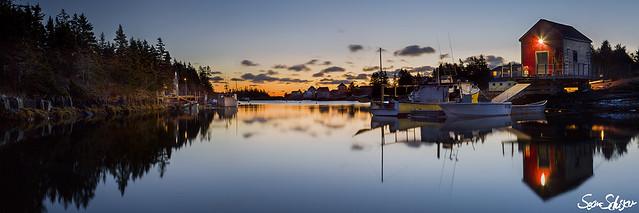 Morning Spirit - Nova Scotia, Canada