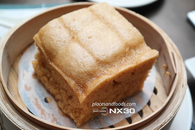 tim ho wan steamed egg cake