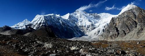 nepal mountain montagne sommet
