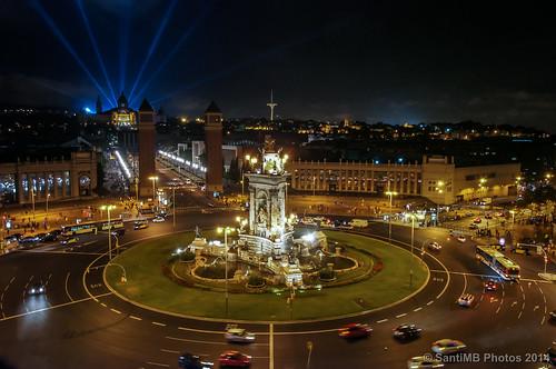 La gran plaza