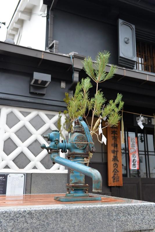冬の長野旅行 松本 2014年12月29日