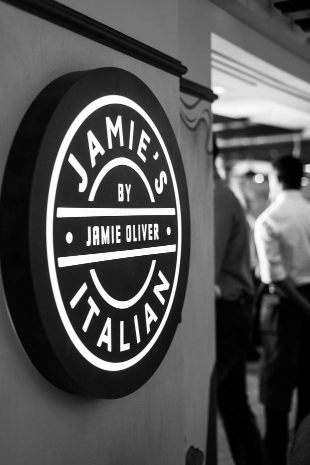 Jamie's Italian aboard Quantum of The Seas Royal Caribbean cruise by Sarka Babicka photography