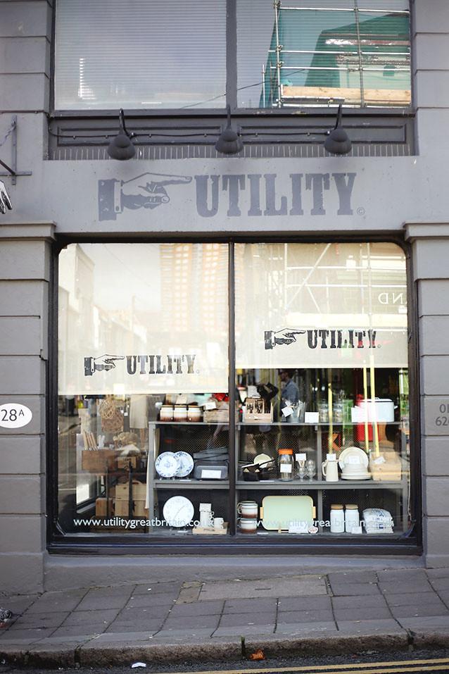 Utility Brighton