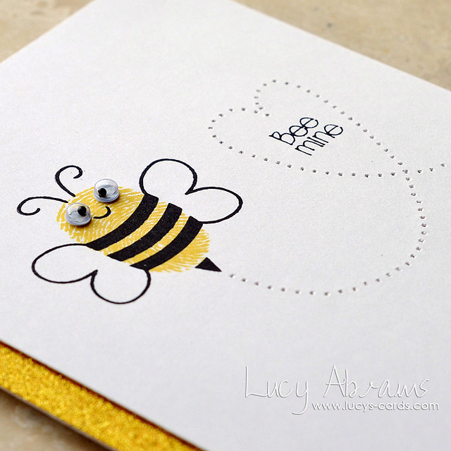 Bee Mine 2 by Lucy Abrams