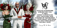 Wicca\'s Wardrobe - Merry Christmas 2014
