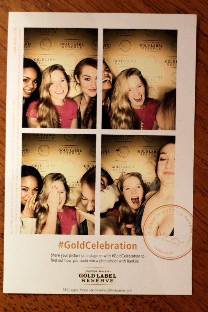 Gold Celebration Photobooth (7)
