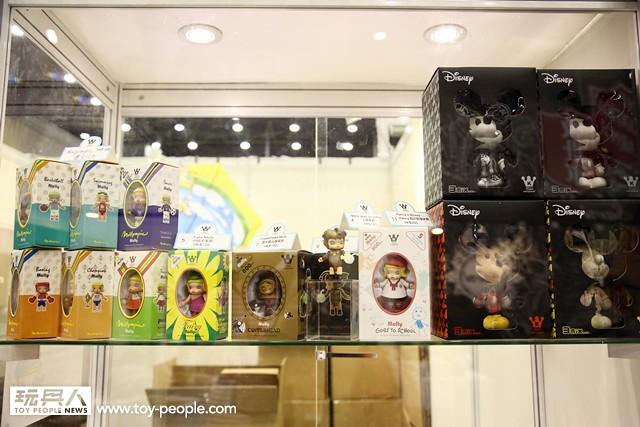 TOY SOUL 2014【Kennyswork Co Ltd】D10 攤位完整報導