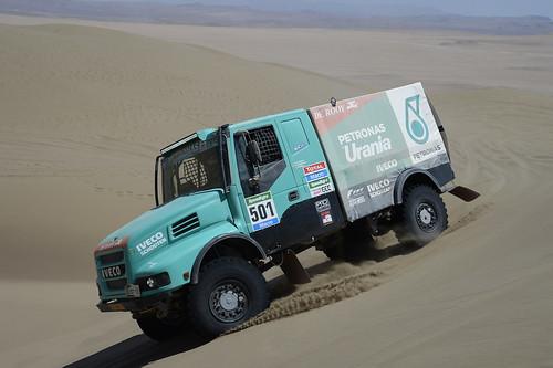 Ranking Truck Dakar