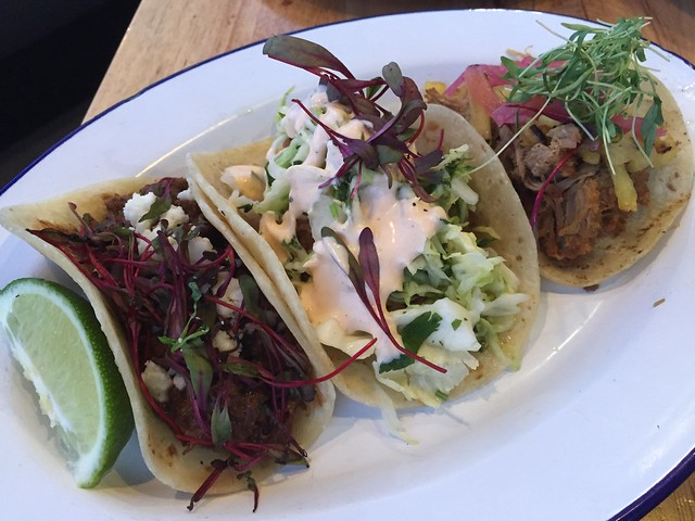 Assorted tacos - Hecho