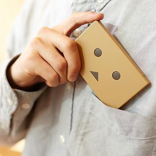 阿楞  薄片&輕量造型 隨身充電器