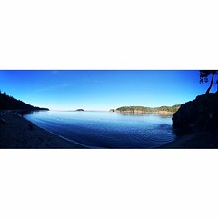 Deception Pass - Oak Harbor, Washington #blue #beautiful #vacation