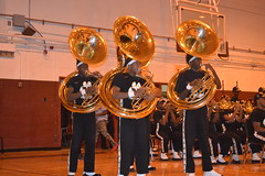 025 Mitchell High School Tubas