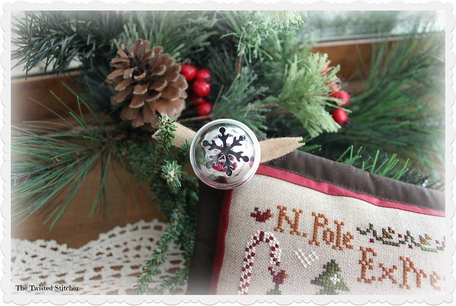 Jingle Bell detail