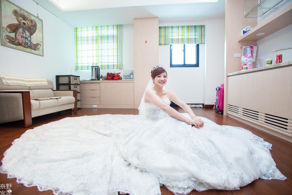 台南婚攝 大億麗緻酒店 (57)