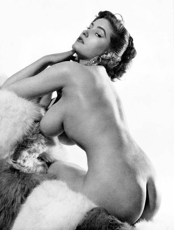 Women nude vintage nude butt