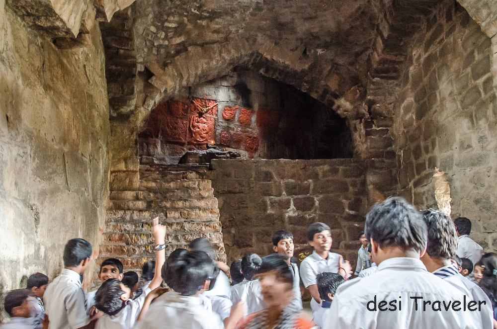 Bhakta Ramadas prison Golconda Cave