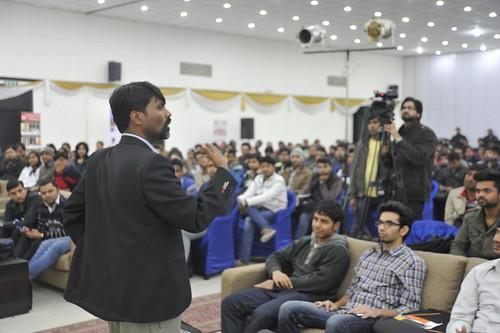 Career Junction @ constitution club, New Delhi