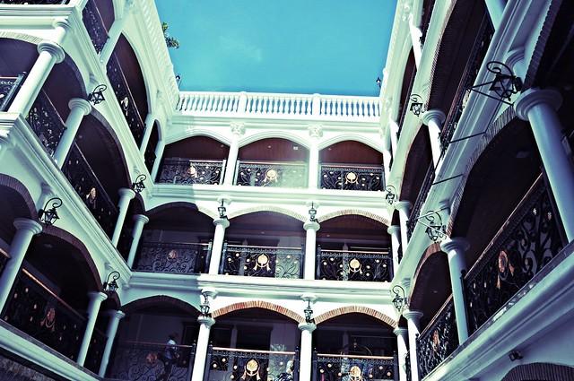 Tilted Hotel Luna