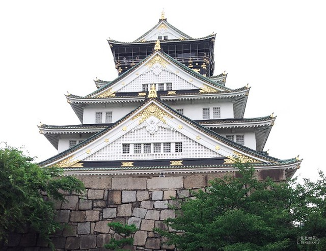 9大阪城(駿樺)