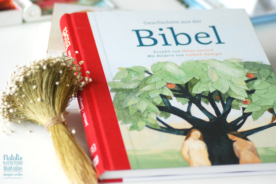 Children Bibel with Lisbeth Zwerger's illustrations