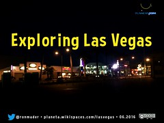 Exploring Las Vegas 06.2016